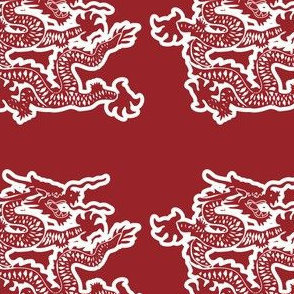 Imperial China coordinate Dragon