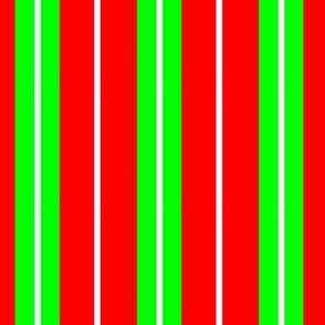 Christmas Stripes 1