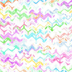 Bubble Chevron