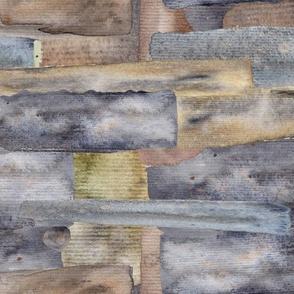 Asphalt horizontal