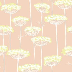 Fennel flowers - colorway 01
