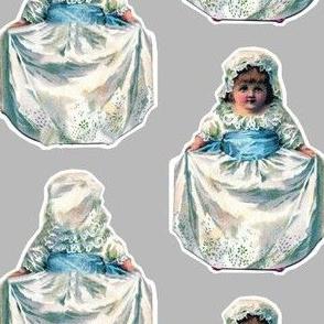 Small Victorian Dolls 1