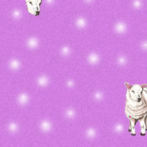 Lamb Bunting & Hat/ears
