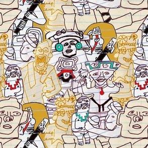 Mesoamerican Idols