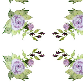 Purple Roses