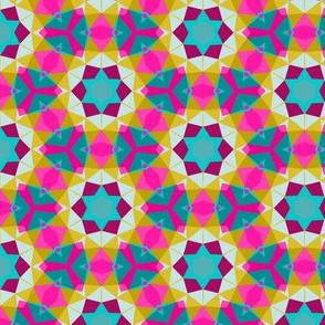 Moroccan decorative design