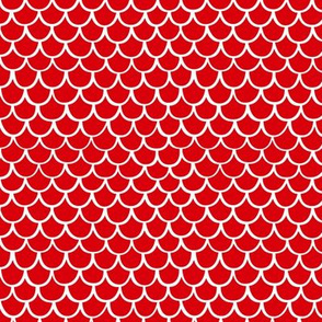 Scales in Red by Friztin