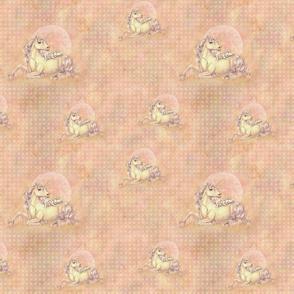 Unicorn and Kittens by Selina Fenech