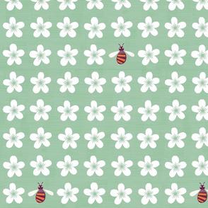 Pollinators by Friztin