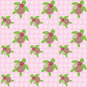 Hawaiian Honu Pink