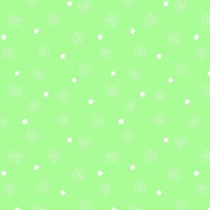 white_spring_flowers_on_green