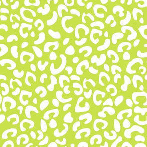Cheetah Kiwi Green