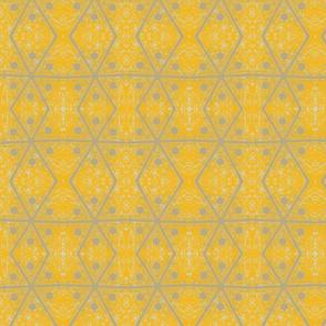 retro batik