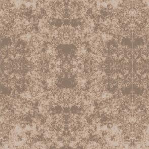 Lichen in Dark Brown © 2010 Gingezel Inc.