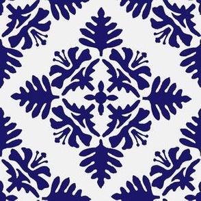 Indigo's Blue