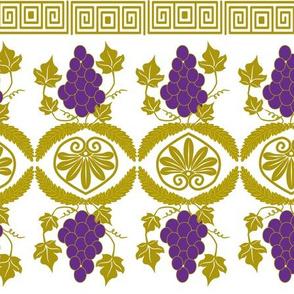 Grecian Grape Rainbow Coordinate