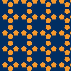 penta shield navy - orange