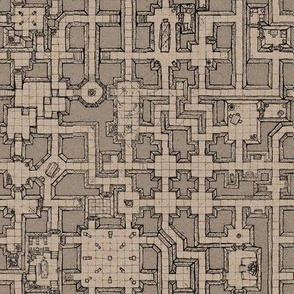 Sepia Dungeon III
