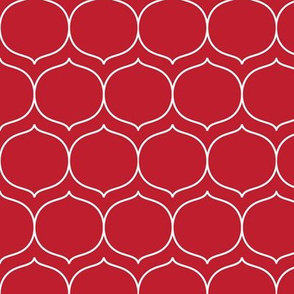sugarplum red