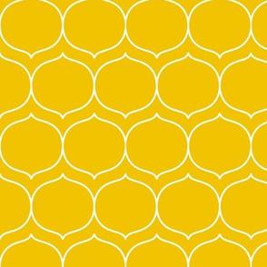 sugarplum mustard yellow