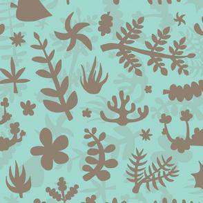 Plants (blue)