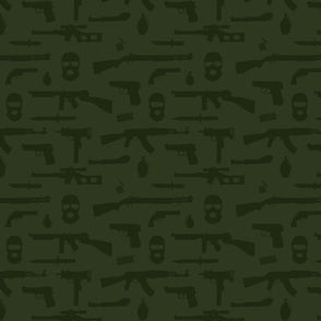 Weapons camouflage