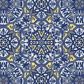 Kristin's Indian-esque Tiles