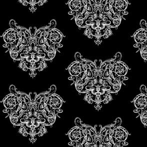 Gothic Grotesquerie Heart