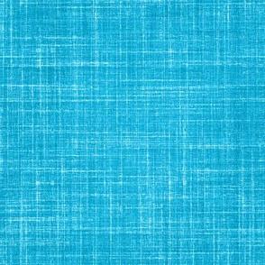 Linen Ocean Blue
