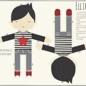 Elliot In Black