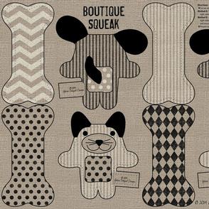 Boutique Squeak Linen Looks