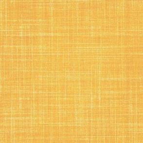 Linen in Golden Apricot