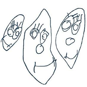 Gabriella kid face drawing
