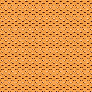 Building Bricks Orange