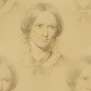 Charlotte Bronte ~ Thinking of Monsieur Heger