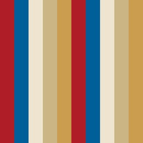 Americana Too Palette Stripes