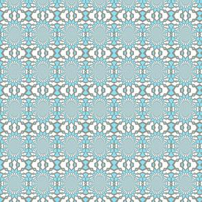 Small Blue Pattern