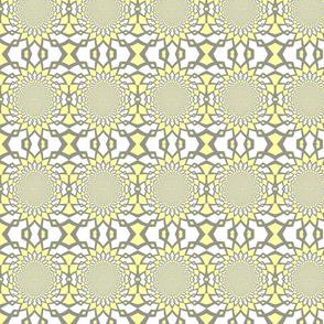 Medium Yellow Pattern