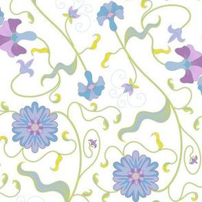 Floral Sprays - Summer Colors
