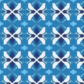 Royal Blue Aviary