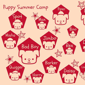 Puppy Summer Camp-ch-ch-ch