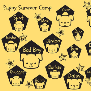 Puppy Summer Camp-ch-ch-ch-ch-ch