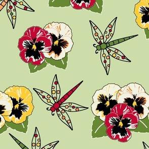 Dragonfly Dream - Garden