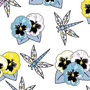 Dragonfly Dream - Summer Day