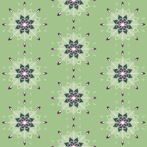 Multiple Mandala Motiff