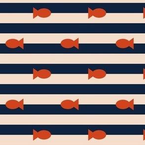 Fish & Stripe