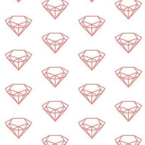 Diamonds Coral