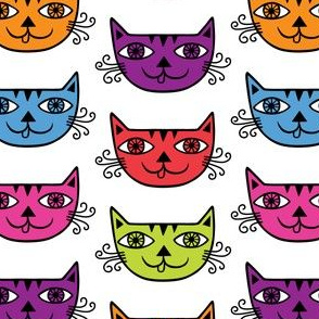 Meow Cat larger
