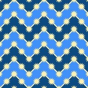 02897855 : starry bedtime zigzag