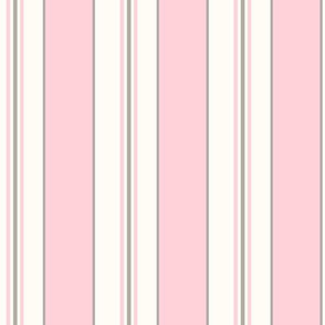 Chair Stripe Pink Dust